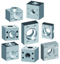 Block Style Flanges